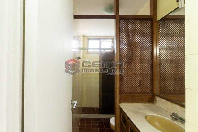 Apartamento para alugar com 3 dormitórios em Flamengo, Rio de janeiro cod:LAAP34636 - Foto 15