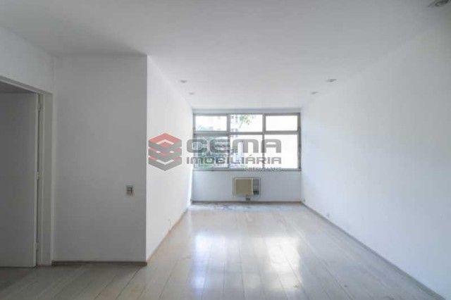 Apartamento para alugar com 3 dormitórios em Flamengo, Rio de janeiro cod:LAAP34636 - Foto 2