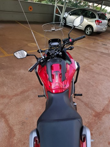 Honda Nc750x ABS  - Foto 7
