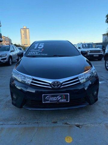 Corolla XEI 2015 c/GNV G5