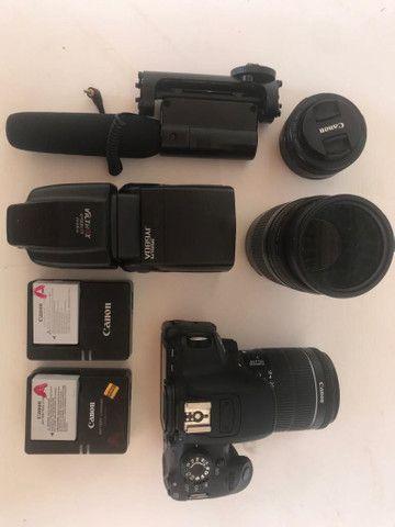 Camera Canon T5i  - Foto 2