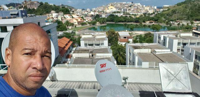 Marcio antenas sky oi claro vivo gvt e antena digital