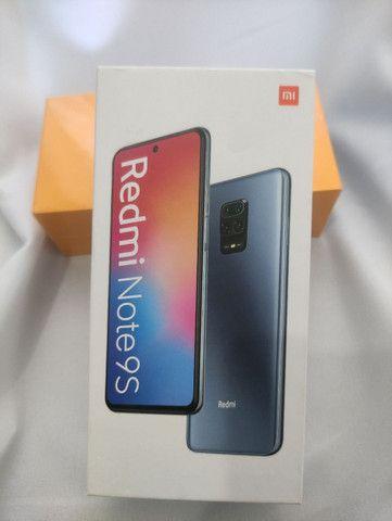 Grande oportunidade! REDMI Note 9s da Xiaomi.. Novo Lacrado com Entrega