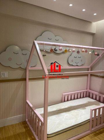 Mundi Resort, 96m², Mobiliado 100%, 14º andar, 3 quartos/suíte, 3 vagas - Foto 6