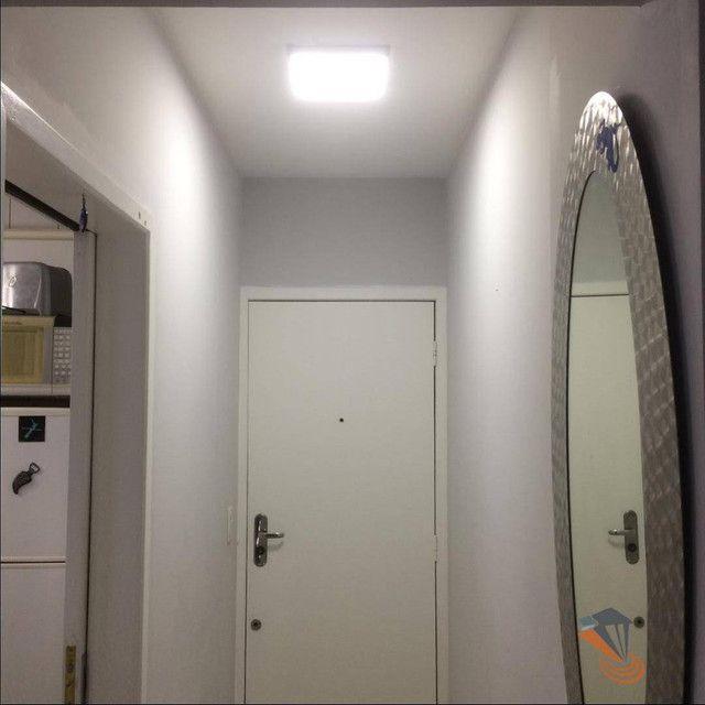 Apartamento com 3 dormitórios à venda, 94 m² por R$ 460.000 - Balneário - Florianópolis/SC - Foto 2