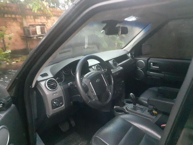 Land Rover Discovery 3, blindado
