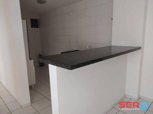 Excelente apartamento com 2 quartos no Tabuleiro do Martins! - Foto 10