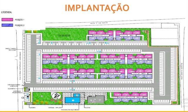 Lançamento na Maiobinha Cond. Torres do Sol - Aptos c/ 2 qtos - Itbi e Cartório Grátis - Foto 13
