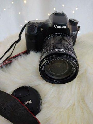 Camera fotográfica Canon 70D - Foto 2