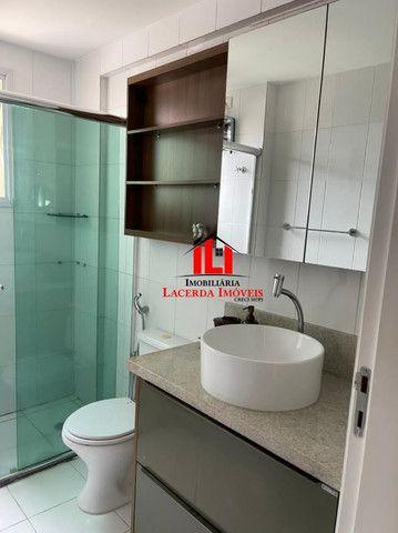 Mundi Resort, 96m², Mobiliado 100%, 14º andar, 3 quartos/suíte, 3 vagas - Foto 18