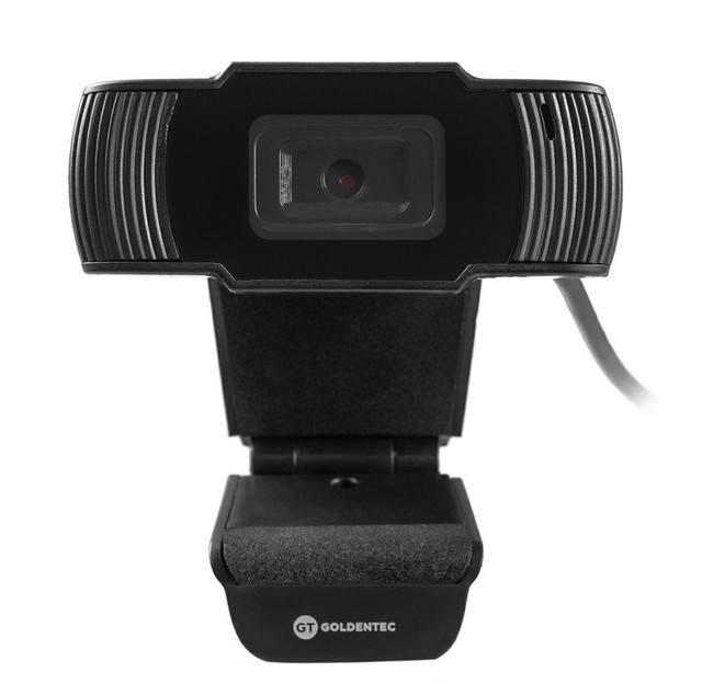 Webcam HD 720p Widescreen GT Goldentec - Foto 2