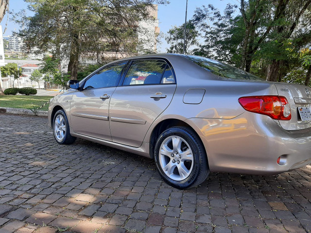 Vendo Corolla XEI aut impecável, revisado, baixa km. Confira! - Foto 4