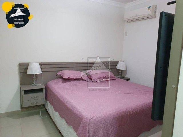Apartamento com 3 dormitórios à venda, 150 m² por R$ 500.000,00 - Goiabeiras - Cuiabá/MT - Foto 4