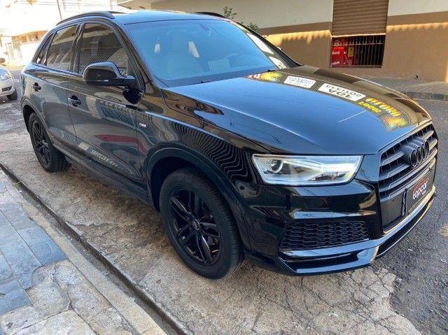 Audi Q3 1.4 Black Edition 18/18 Muito Nova Impecável Extra!!!!  - Foto 2