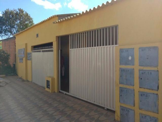 Casa à venda com 1 dormitórios em Itapuã i, Planaltina cod:CA00070
