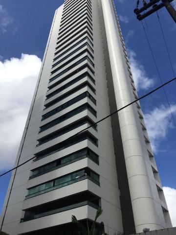 Edf Parque das Acácias - 4 quartos - 307 m2 - 1 por andar - ao lado da Praça de Casa Forte