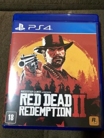 Red Dead Redemption 2 - Playstation 4/PS4 - Semi-novo