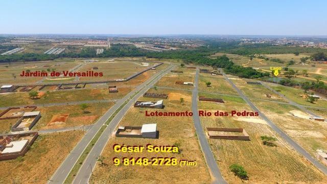 Ágio de um bom Lote de 360 m²! no Loteamento Rio das pedras em Valparaíso de Goiás - Foto 19