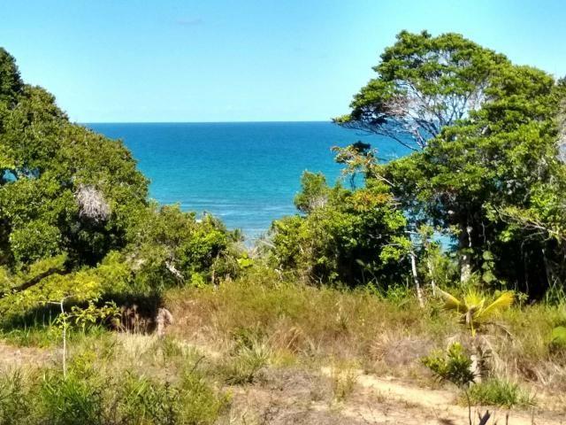 Lotes em Arraial D ajuda, com vista mar e sem visita próximo da Pitinga - Foto 5