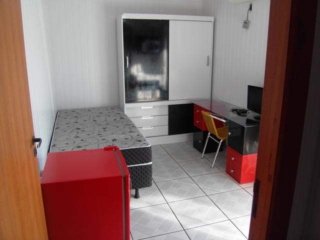 QUITINETES mobiliadas, com internet, Nettv, camareira e lavanderia cortesia p/hospede - Foto 10