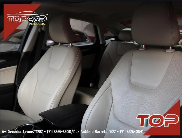 Ford Fusion Titanium Hybrid 2.0 15/16 é na Top Car! - Foto 12
