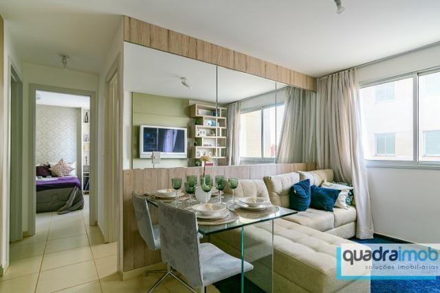 Apartamento 02 Quartos C/ Suíte + 01 Vaga - Apenas 15% De Sinal - Use FGTS - Ceilândia - Foto 11