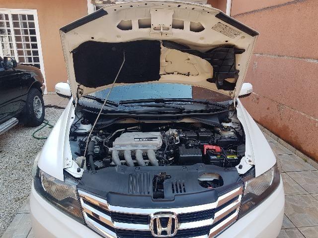 Honda City Ex Flex 1.5 - Foto 8