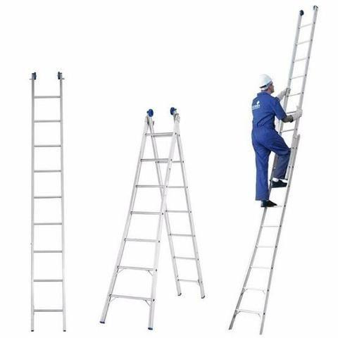 Vendo uma escada em alumínio - Foto 2
