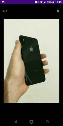 Iphone xs max 256 gigas vendo ou troco - Foto 5