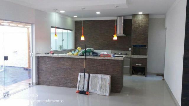 Casa modelo para vender em Inhumas no setor Residêncial Monte Alegre! - Foto 14