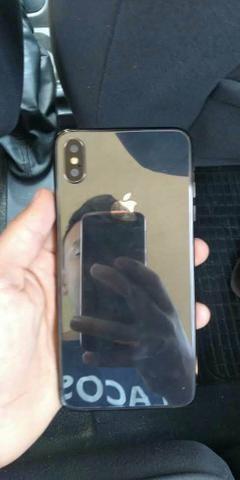 Iphone xs max 256 gigas vendo ou troco