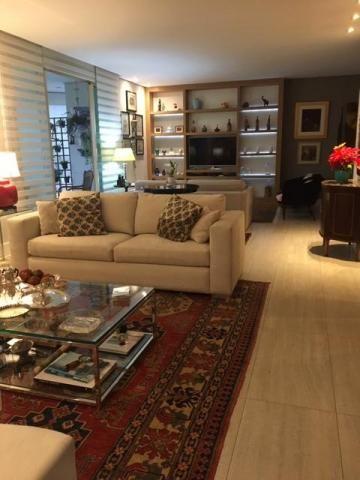 Apartamento com 4 dormitórios à venda, 195 m² por r$ 1.800.000 - campo belo - são paulo/sp - Foto 4