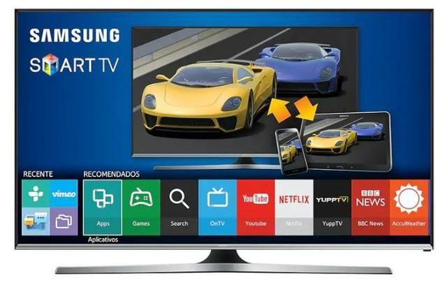 """Smart TV J5500 Series 5 48"""" Full HD, Procesador Quad Core, Função Futebol, 3 HDMI 2 USB - Foto 2"""