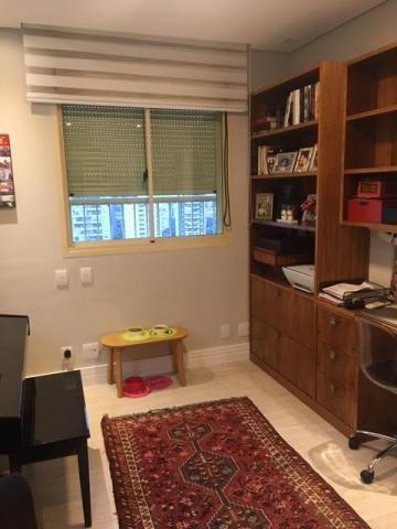 Apartamento com 4 dormitórios à venda, 195 m² por r$ 1.800.000 - campo belo - são paulo/sp - Foto 15