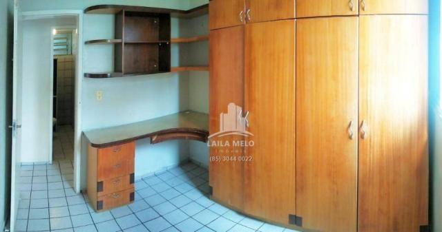 Apartamento à venda, 64 m² por r$ 159.000,00 - cidade dos funcionários - fortaleza/ce - Foto 10
