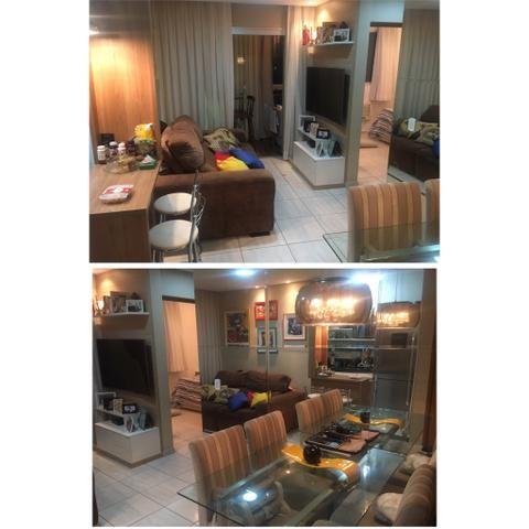 Apartamento 2qts todo modulado