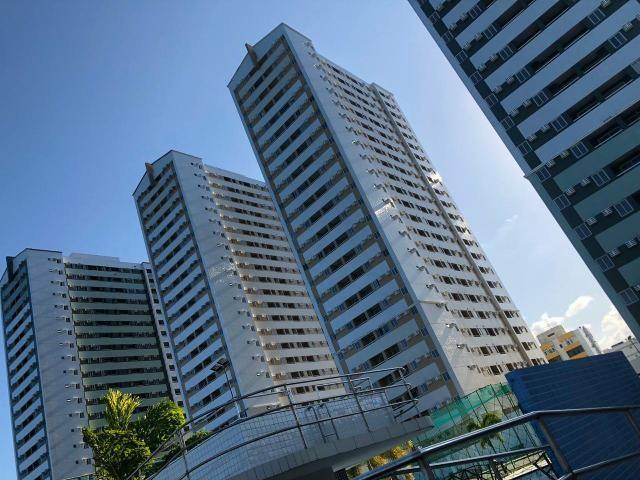 $180.000 Mil Apt 2/3Qts Beira Mar do Janga Lazer completo - Foto 6