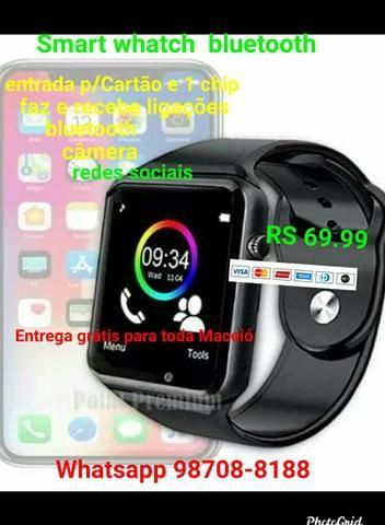 Smart whatch relógio celular