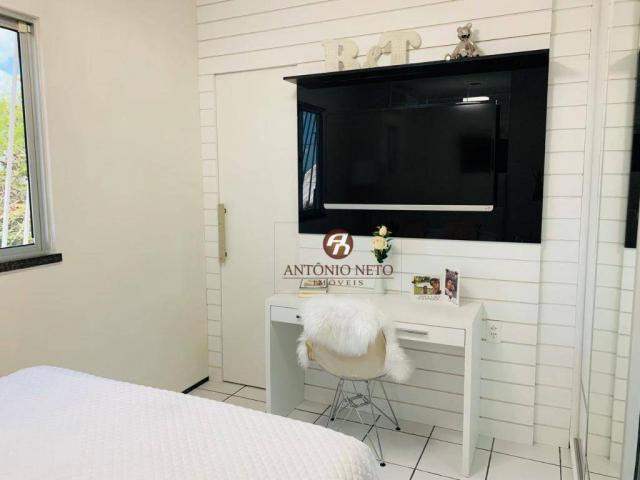 Apartamento á venda na Messejana em localização privilegiada, ACEITAMOS FINANCIAMENTO POR  - Foto 12