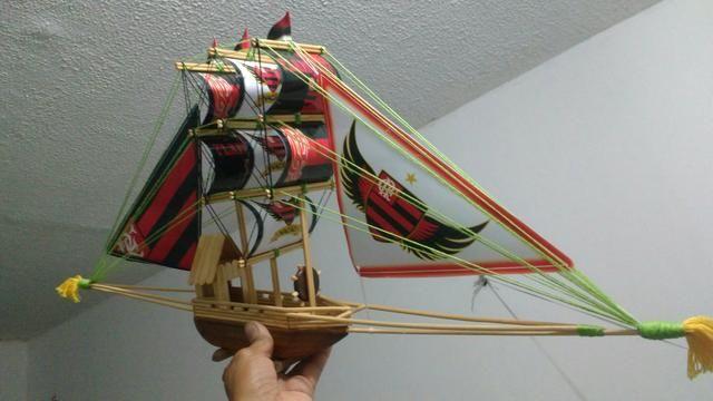Barco grandão do flamengo - Foto 2