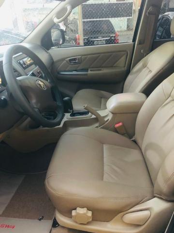 Hilux SW4 SRV 4x4 aut 2007 - Foto 11