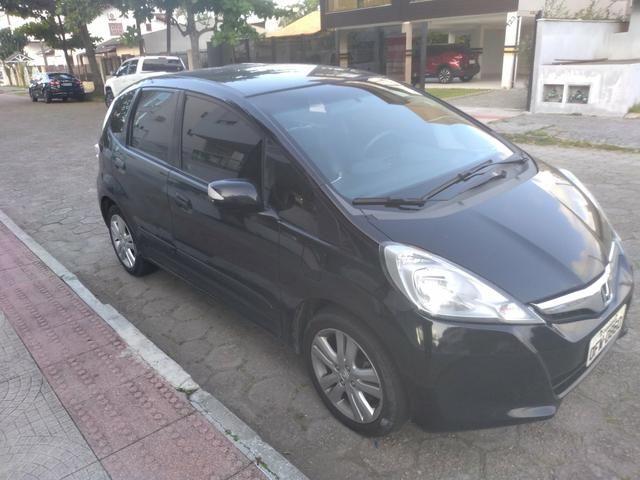 New fit ex aut 2013 preto