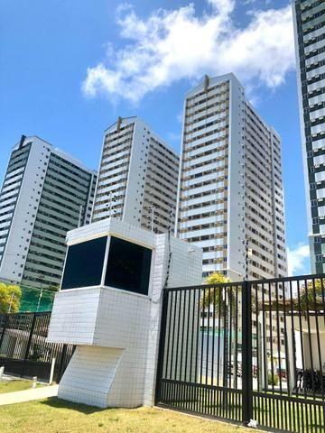 $180.000 Mil Apt 2/3Qts Beira Mar do Janga Lazer completo - Foto 3