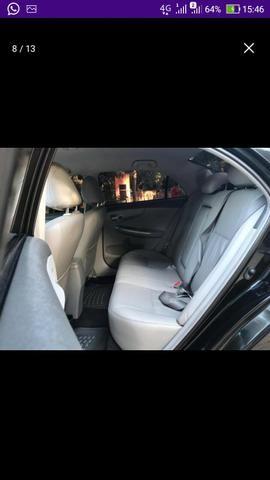 Corolla xei 2010 aut. -carro de mulher - Foto 7