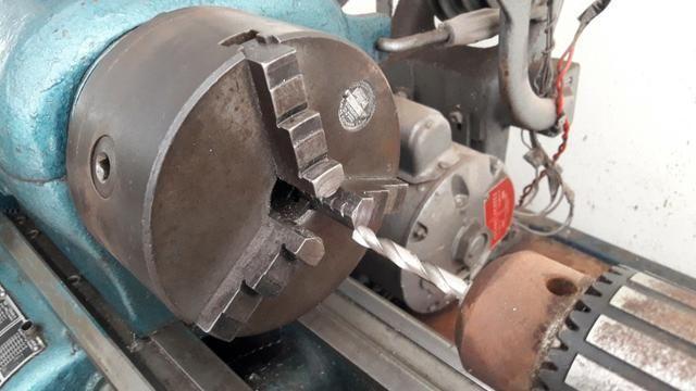 Torno mecanico sanches blanes caixa norton - Foto 3