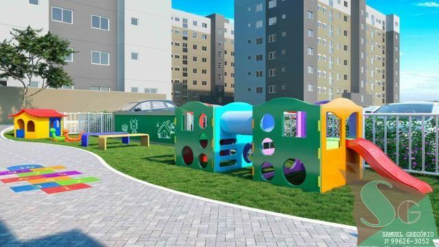 SAM - 86 - Apartamento 2 quartos - ITBI+RG grátis no bairro Camará - Foto 4