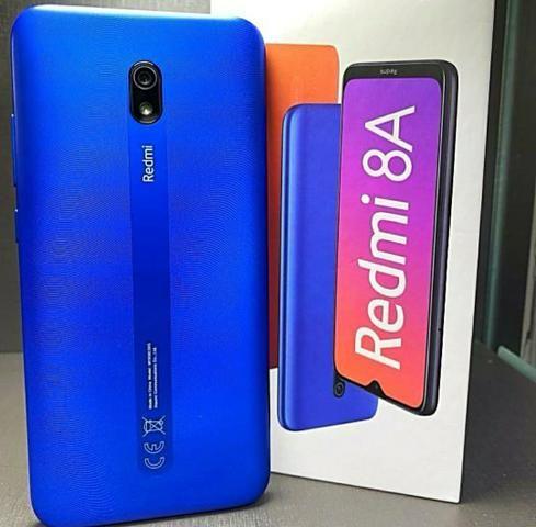 Xiaomi Redmi8a lacrados na cx versão global - Foto 5