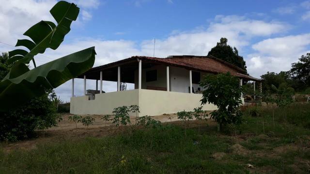 Chácara com linda casa dentro - Foto 17