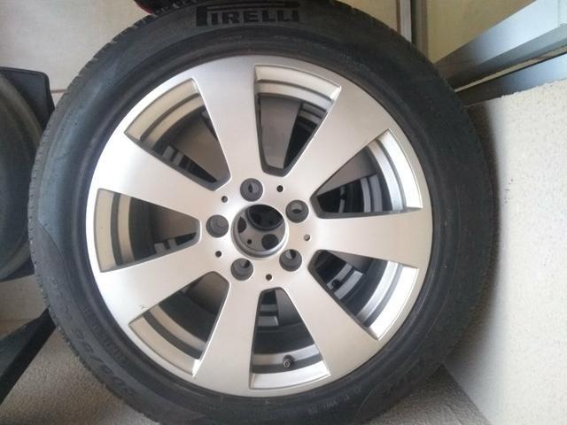 Rodas originais Mercedes Benz - Foto 3