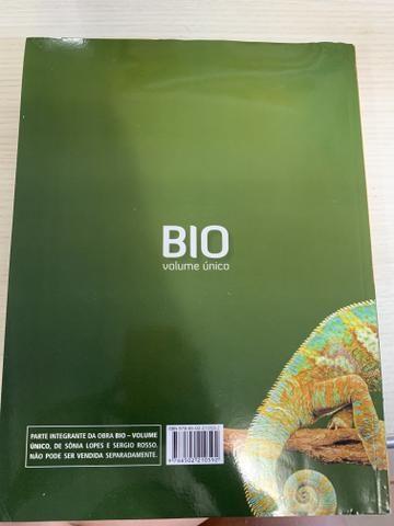 Testes de vestibulares e enem biologia - Foto 2